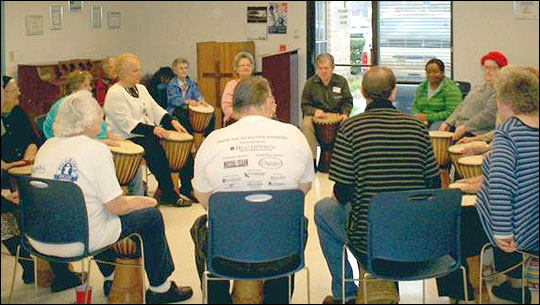 Experience the Drum with your group!